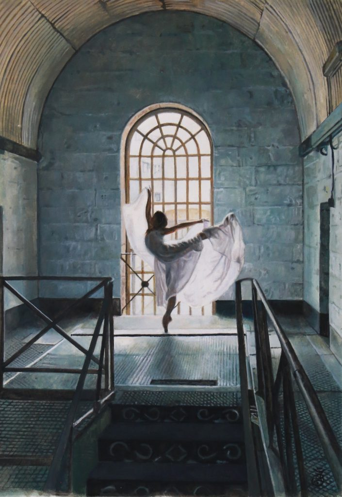Limited Edition Prints - Dancing in the Light
