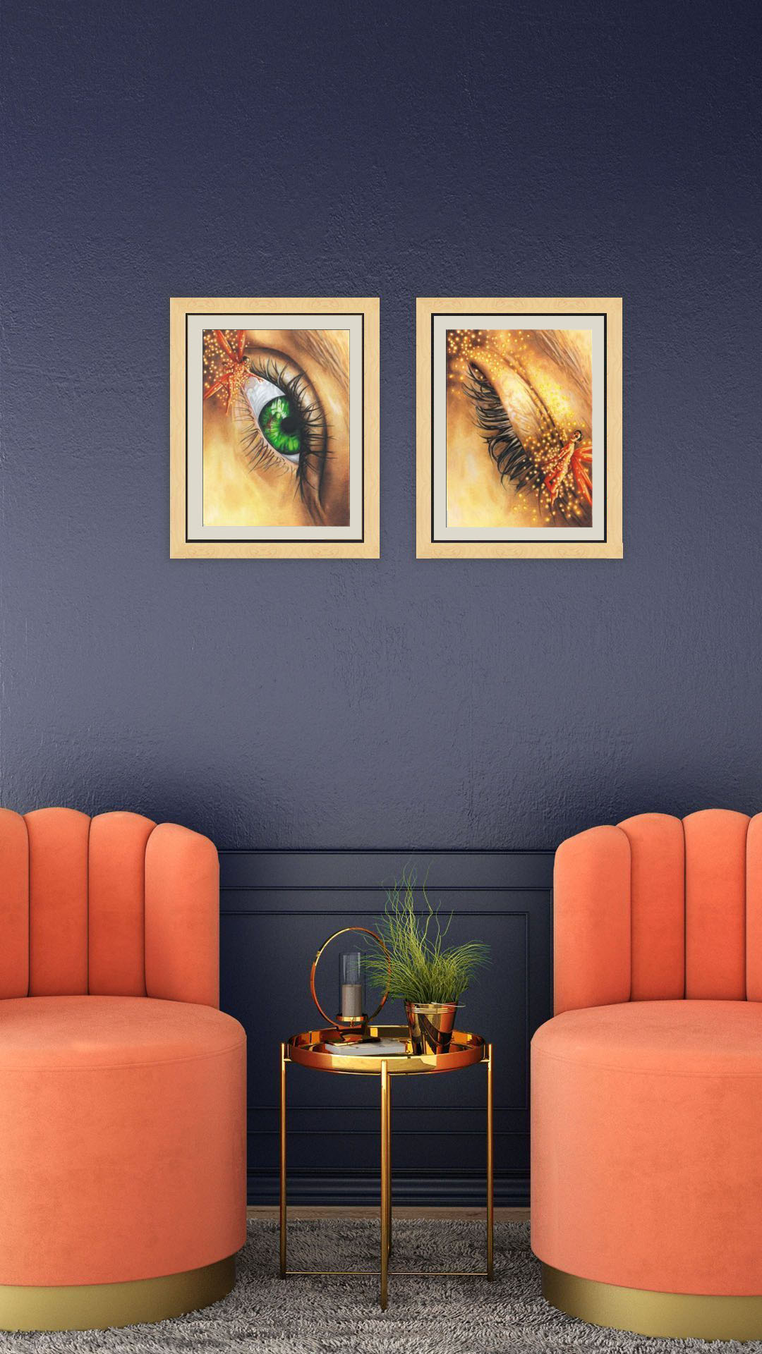 Limited Edition Prints - Fairy pair